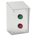 Pushbutton and Blank Enclosures