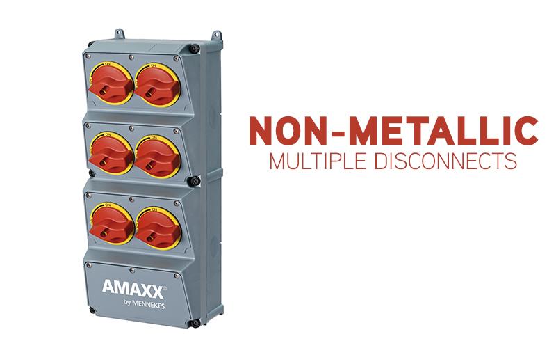 AMAXX Multi Ganged