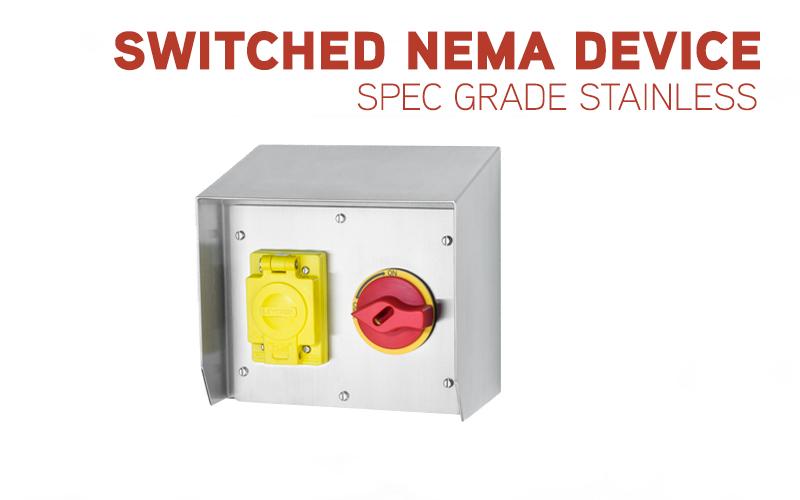 Switched NEMA Device